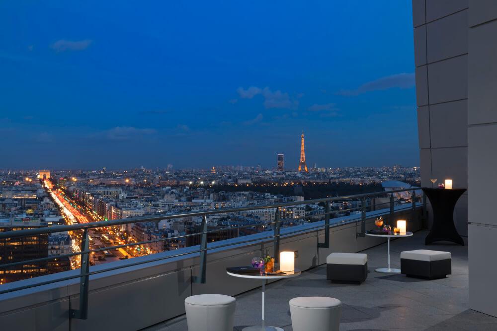 Skyline Paris Lounge & Bar