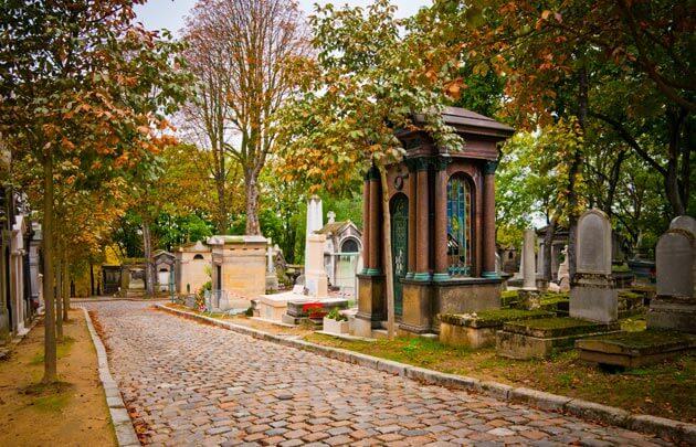 cimetière du père lachaise